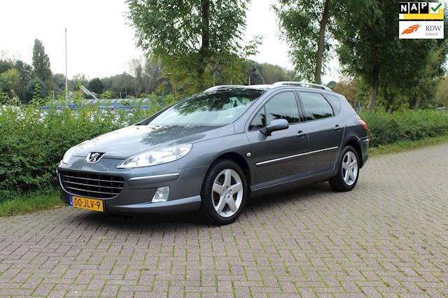 Peugeot 407 SW 2.0 ST Pack Business Intro *Pano *Navi