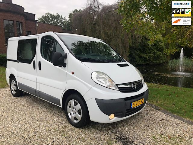 Opel Vivaro 2.0 CDTI L1H1 (btw-vrij) AIRCO/cruise