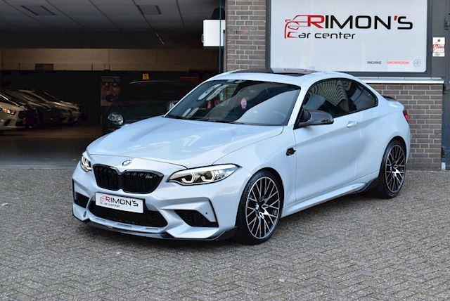 BMW 2-serie Coupé M2 DCT Competition Prijs is Ex Bpm