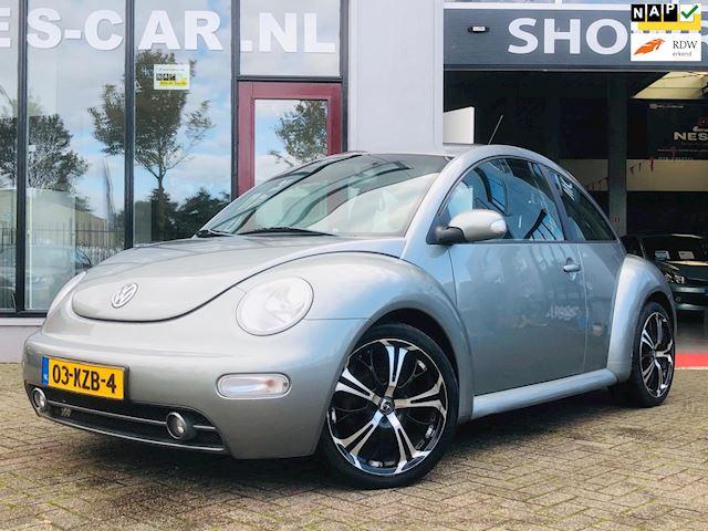 Volkswagen New Beetle 2.0 Highline Airco, Stoelverw, Sportvelgen, Zeer Mooi!!