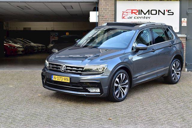 Volkswagen Tiguan 1.4 TSI 4Motion R-Line Pano Carplay Garantie Dealer Onderhouden