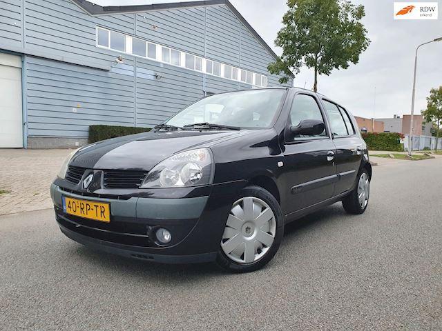 Renault Clio 1.6-16V Dynamique Luxe/5DEURS/AIRCO/ 2 X SLEUTELS/BOEKJES/ELEC.PAKET