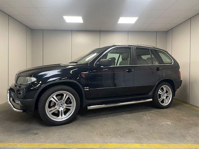 BMW X5 4.4i High Executive