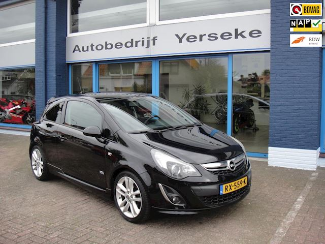 Opel Corsa occasion - Autobedrijf Yerseke