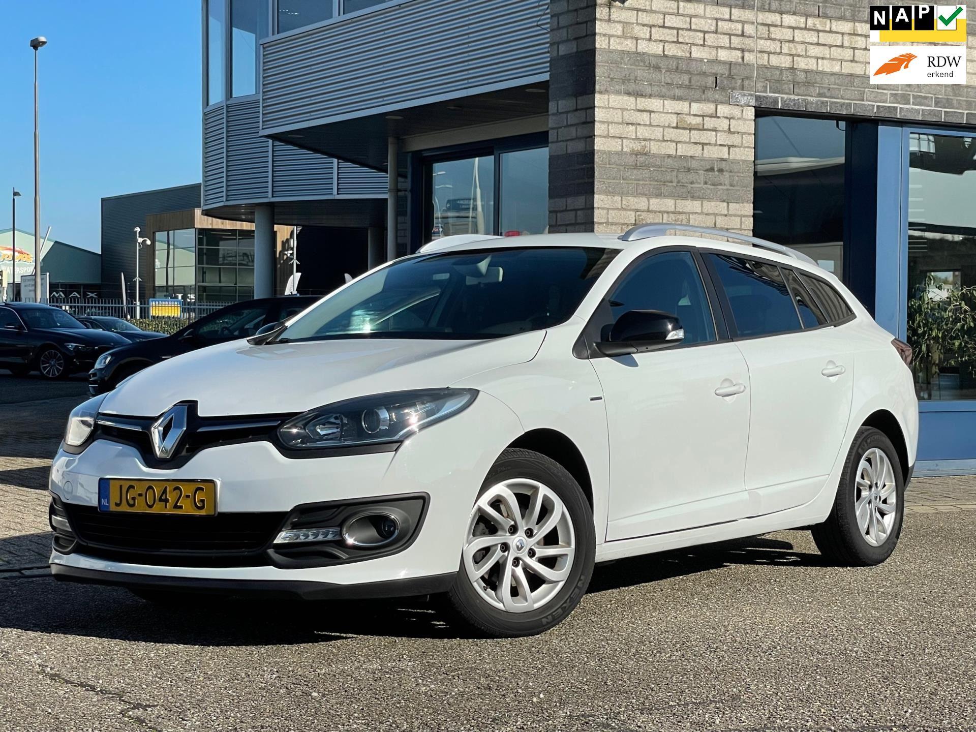 Renault Mégane Estate occasion - Cock van Buren Auto's