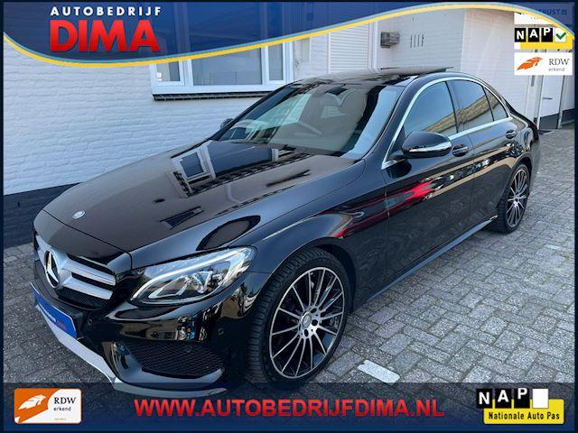 Mercedes-Benz C-klasse 220 CDI Prestige AMG-Pakket/ Pano/ Navi/ Leder/ LED