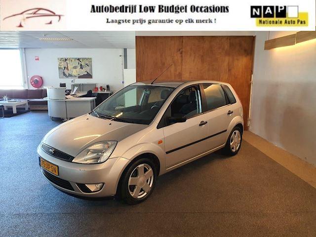 Ford Fiesta 1.4-16V First Edition,Apk Nieuw,2e eigenaar,Airco,E-Ramen,Lm velgen,N.A.P,5Deurs,Topstaat!!