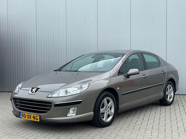 Peugeot 407 2.0-16V XT AUTOMAAT