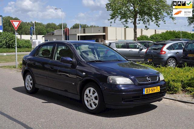 Opel Astra 1.6 Njoy 5-DEURS/LM-VELGEN/AIRCO/CRUISE CONTROL/nieuwe APK/NAP/ZUINIG IN VERBRUIK