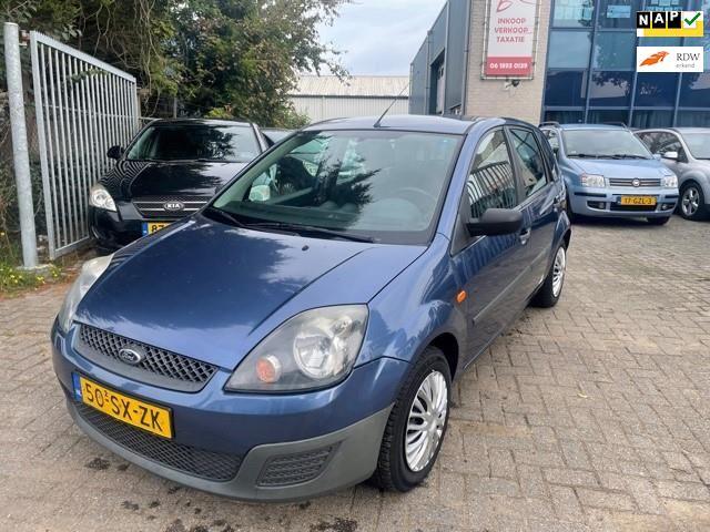 Ford Fiesta occasion - Hans van den Heuvel Auto´s