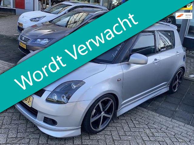 Suzuki Swift 1.5 Exclusive 102pk 5 deurs Sport Airco