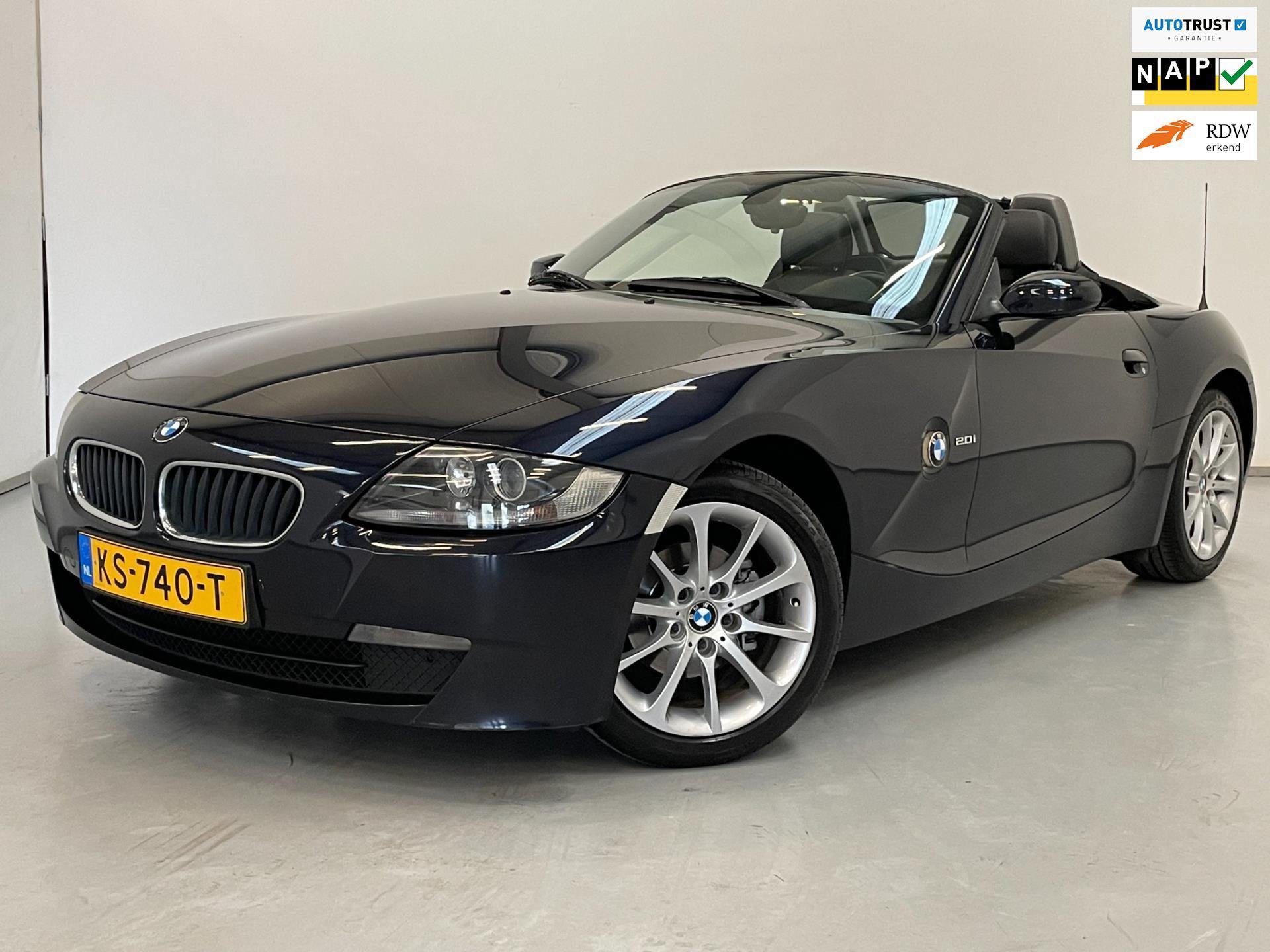 BMW Z4 Roadster occasion - Van den Brink Auto's