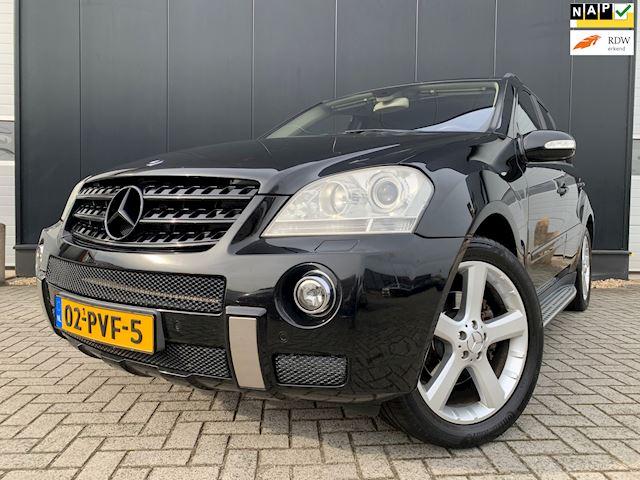 Mercedes-Benz M-klasse 350 '05 Amg Style Aut/Leder/20'Lmv/Navi/Nap/Dakje/ZrMooi