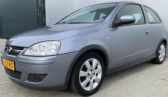 Opel Corsa 1.2-16V Silverline|Airco|APK|NAP|Lichtmetaal