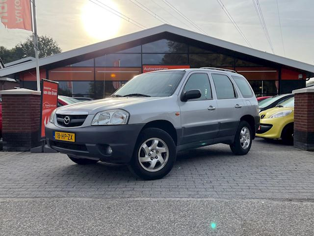 Mazda Tribute 2.0 Exclusive 4WD Airco apk tot 29.10.2022