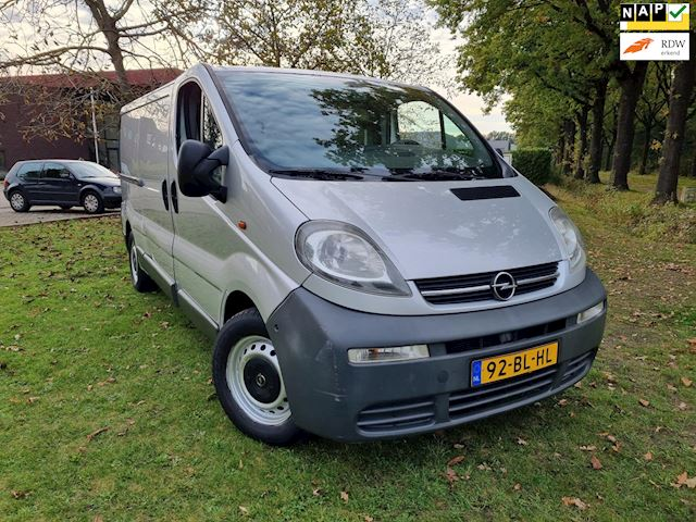 Opel Vivaro 2.5 DTI L2 H1