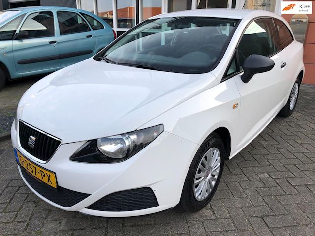 Seat Ibiza 1.2 Reference airconditioning zeer nette auto