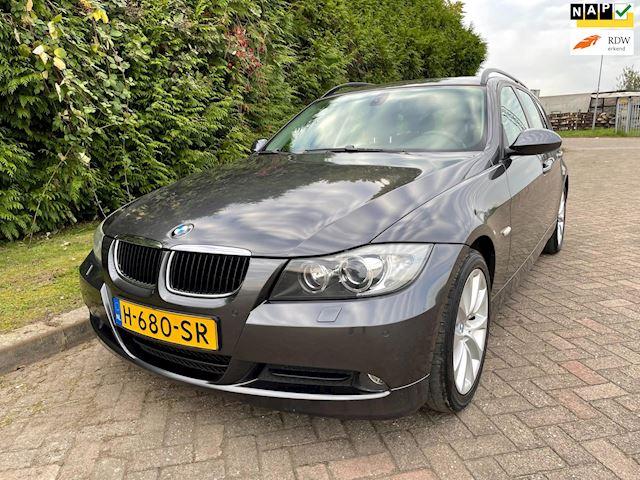 BMW 3-serie Touring 320i,Bj 2008,1e Eigenaar,170pk,6 Bak,Clima,Cruise,Dealer Onderhouden,Parkeersensor,Lichtmetalen velgen