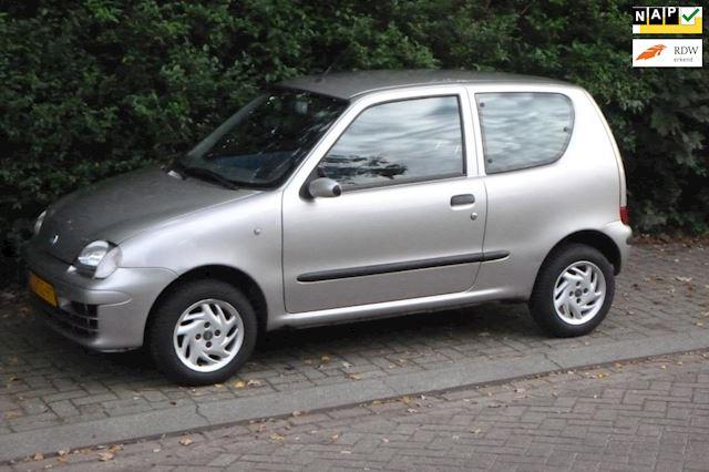 Fiat Seicento occasion - Autobedrijf de Jong