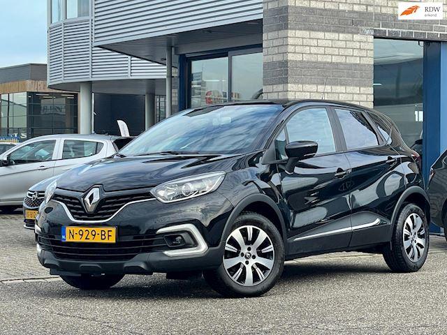 Renault Captur 1.5 dCi FULL-MAP AC VERWARMDE ZETELS CRUISE MULTI-STUUR D-GLASSIntens
