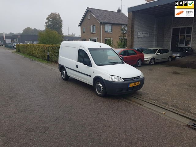 Opel Combo occasion - H.J. Cartrading