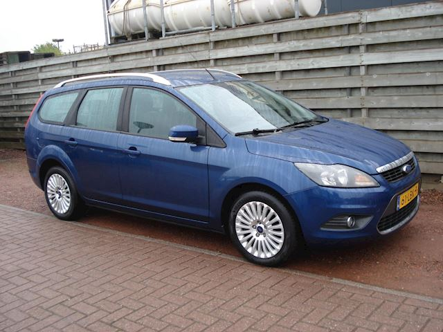 Ford Focus Wagon 1.8 Limited Navigatie