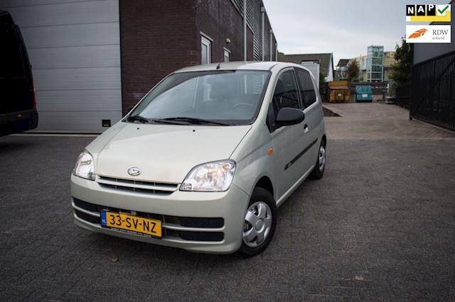Daihatsu Cuore occasion - Autobedrijf Helderman