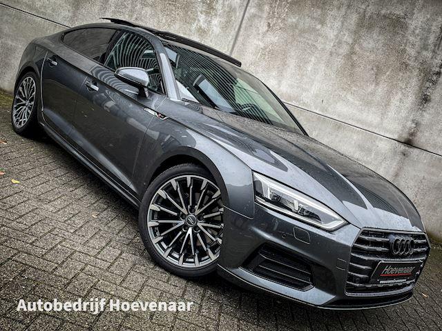 Audi A5 Sportback 2.0 TFSI 3x S-LINE PANO BLACK OPTIC VIRTUAL 19INCH