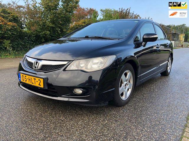 Honda Civic 1.3 Hybrid     AUTOMAAT*Cruise*Clima*Parksensor*Stoelverwarming*NAP*APK*