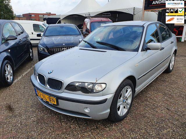 BMW 3-serie 316i Black&Silver II AIRCO *apk:09-2022*