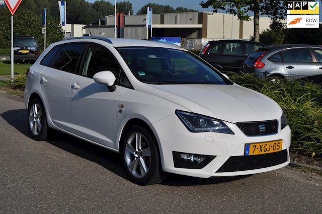 Seat Ibiza ST 1.2 TSI 16v FR-Dynamic uitvoering/LM-VELGEN/CLIMA AIRCO/NAVIGATIE/nieuwe APK/39.752 km NAP/1e EIGENAAR/NIEUWSTAAT