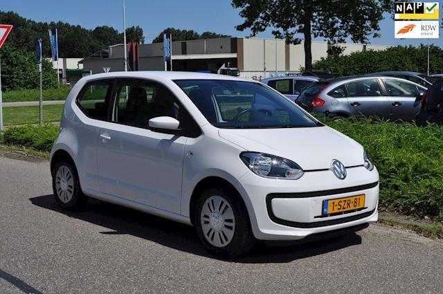 Volkswagen Up! 1.0i 12v move up! BlueMotion/AIRCONDITIONING/NAVIGATIE/1e EIGENAAR/nieuwe APK/39.962 km NAP/ZEER ZUINIG/NIEUWSTAAT!
