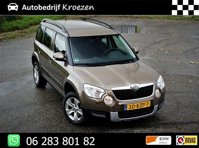 Skoda Yeti 1.2 TSI Ambition * Org NL Auto * 1e Eigenaar * Dealer onderhouden *