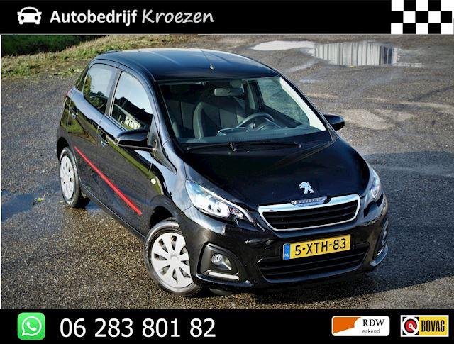 Peugeot 108 1.0 e-VTi Active * Org NL Auto * Airco *