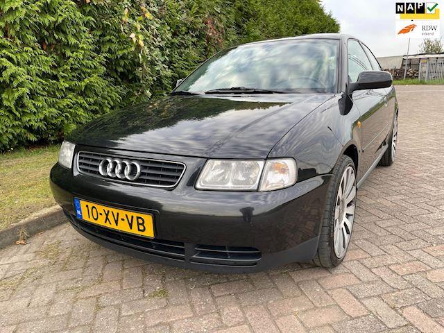 Audi A3 1.8 5V Turbo ,1e Eigenaar,Navi,150pk,Clima,Cruise Control,Nieuwe Apk,Lichtmetalen velgen