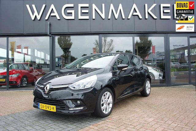 Renault Clio 0.9 TCe Limited Airco Cruise NAVI Pdc DealerOH