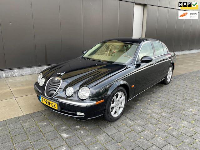 Jaguar S-type 2.7D V6 Privilege Automaat