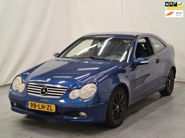 Mercedes-Benz C-klasse Sportcoupé 180 K.