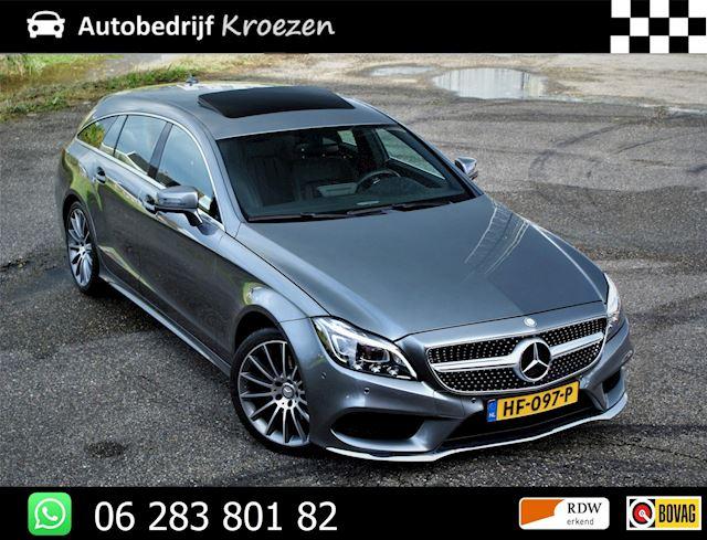 Mercedes-Benz CLS-klasse Shooting Brake 250 d /// AMG Pakket * Schuifdak * 360 Camera * Dealer onderhouden *