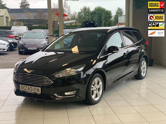 Ford Focus wagon1.0 Titanium Edition 125 pk eerste eigenaar nieuwstaat !!!!