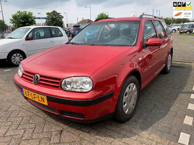 Volkswagen Golf Variant 1.9 TDI Trendline, 74 kW - 100 PK, uniek 164.181 km !!!