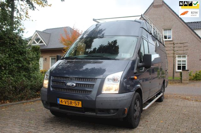 Ford Transit EXTRA  LANG EN HOOG   ZEER GESCHIKT VOOR CAMPER OMBOUW  !!!!!!   350L 2.2 TDCI AWD HD