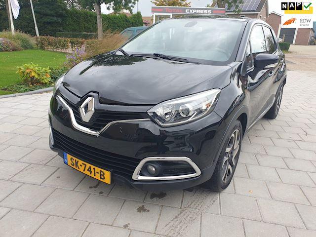 Renault Captur 1.2 TCe Dynamique AUTOMAAT Zuinig Camera Navi Trekhaak Apk tot 07-09-2022