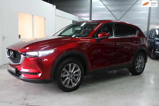 Mazda CX-5 2.0 SkyActiv-G 165 Sport Selected Leer Trekhaak Airco op stoelen