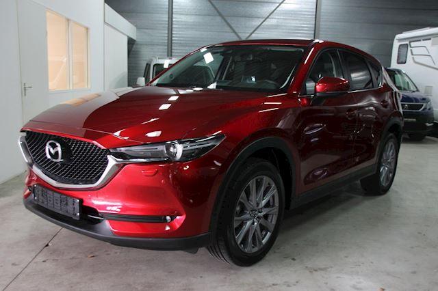 Mazda CX-5 2.5 SkyActiv-G 194 Luxury Automaat /trekhaak/ winterbanden/nav
