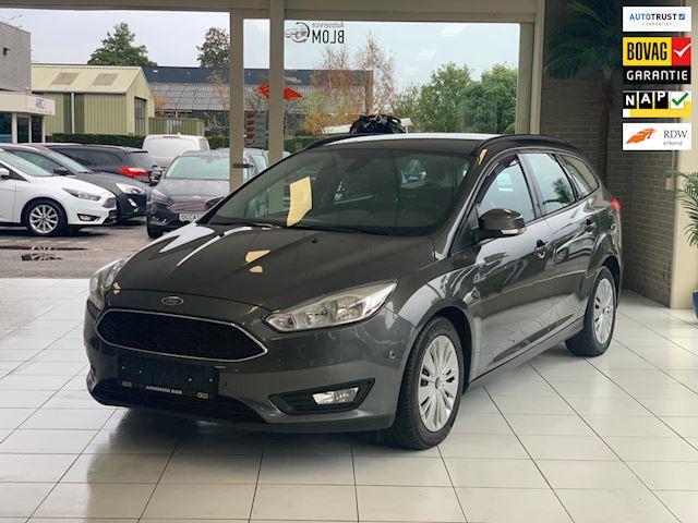 Ford Focus wagon1.0 Titanium 125 pk 12 maanden garantie