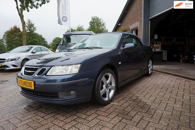 Saab 9-3 Cabrio 1.8t Linear YOUNG TIMER