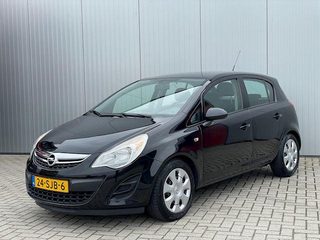 Opel Corsa 1.3 CDTi 5-deurs, EURO-5, EcoFlex S/S Business Edition
