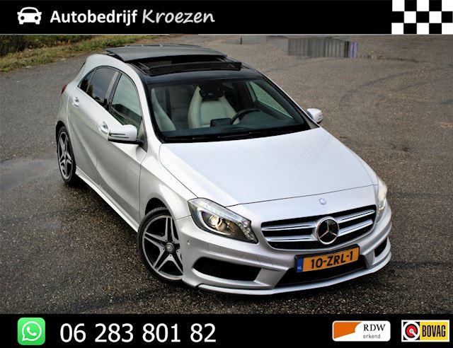 Mercedes-Benz A-klasse 200 Ambition ///AMG Pakket | Pano | Leder | Leder |