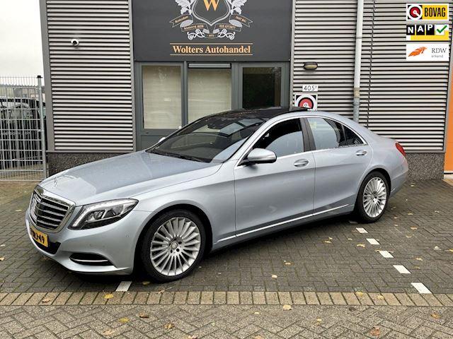 Mercedes-Benz S-klasse 350 4M BlueTEC Prestige